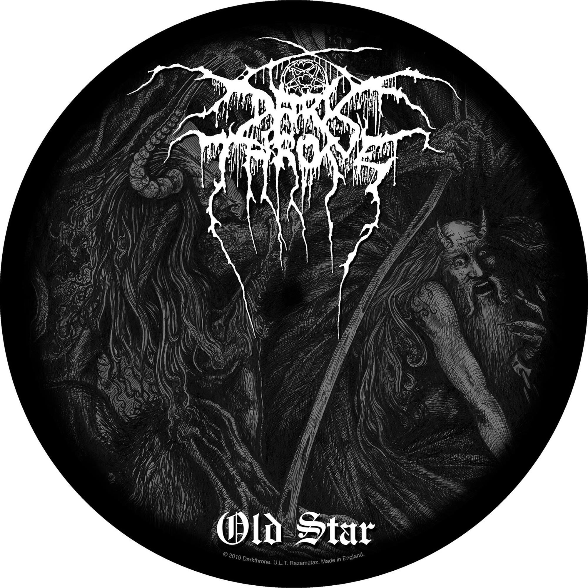 Old Star Backpatch