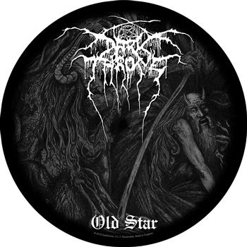 Darkthrone Old Star Patch