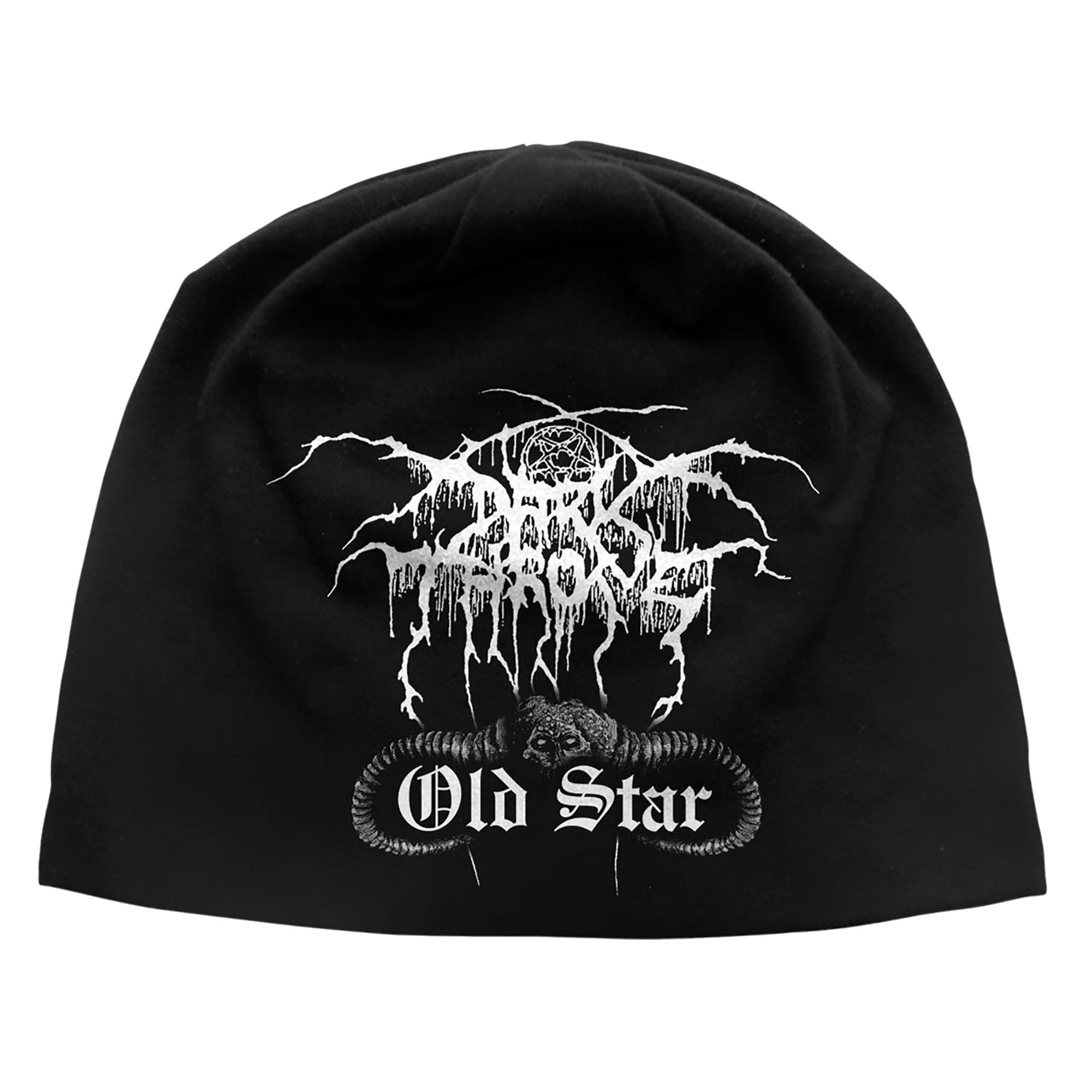 Old Star Discharge Beanie