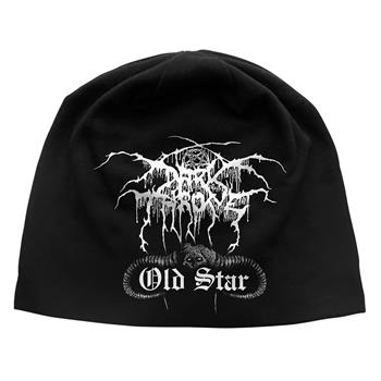 Darkthrone Old Star Discharge Beanie