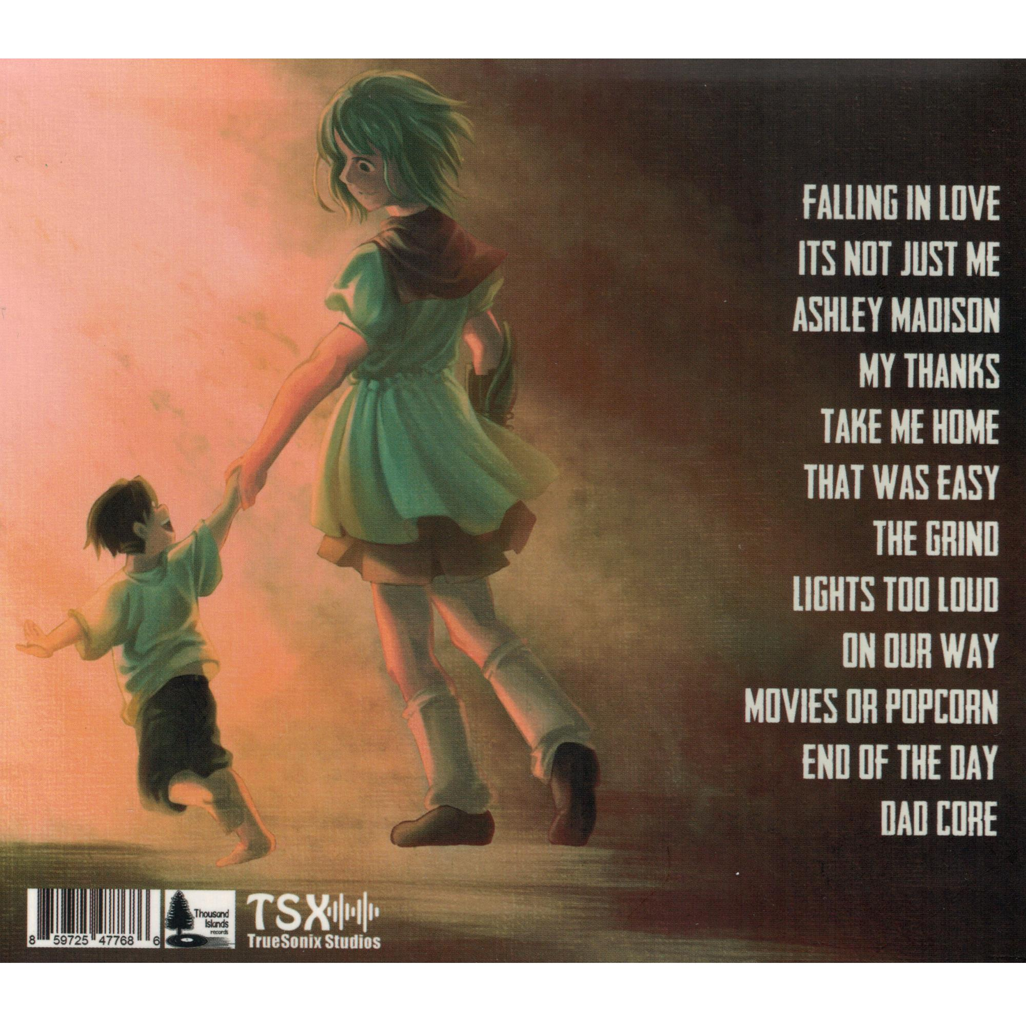 On The Other Side Of Fear CD