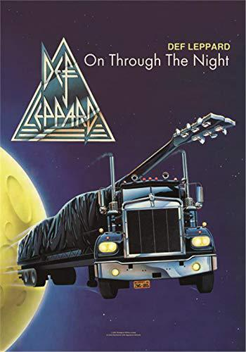 Buy On Through The Night by Def Leppard