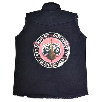 Amon Amarth One Against All Vest