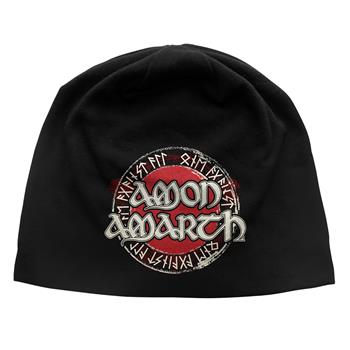 Amon Amarth One Against All (Discharge) Beanie