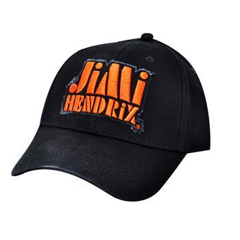 Jimi Hendrix Orange Logo