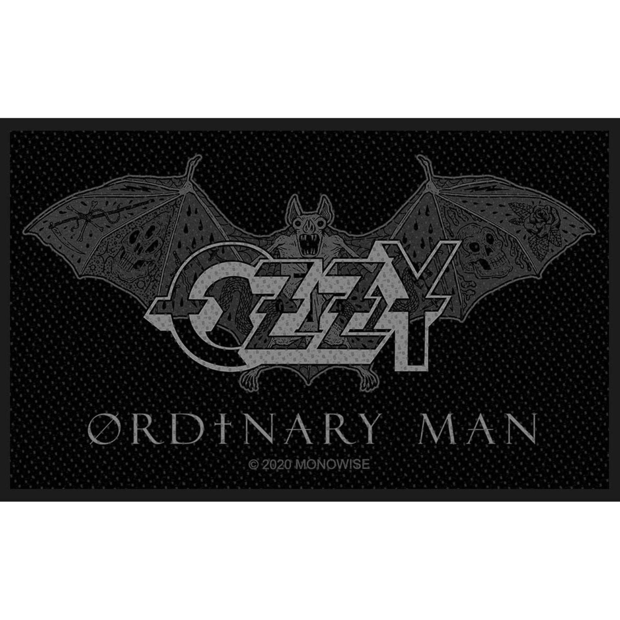 Ordinary Man Patch