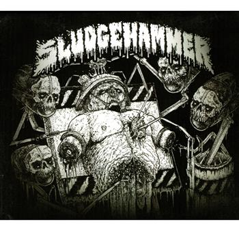 Buy Organ Harvester CD by Sludgehammer