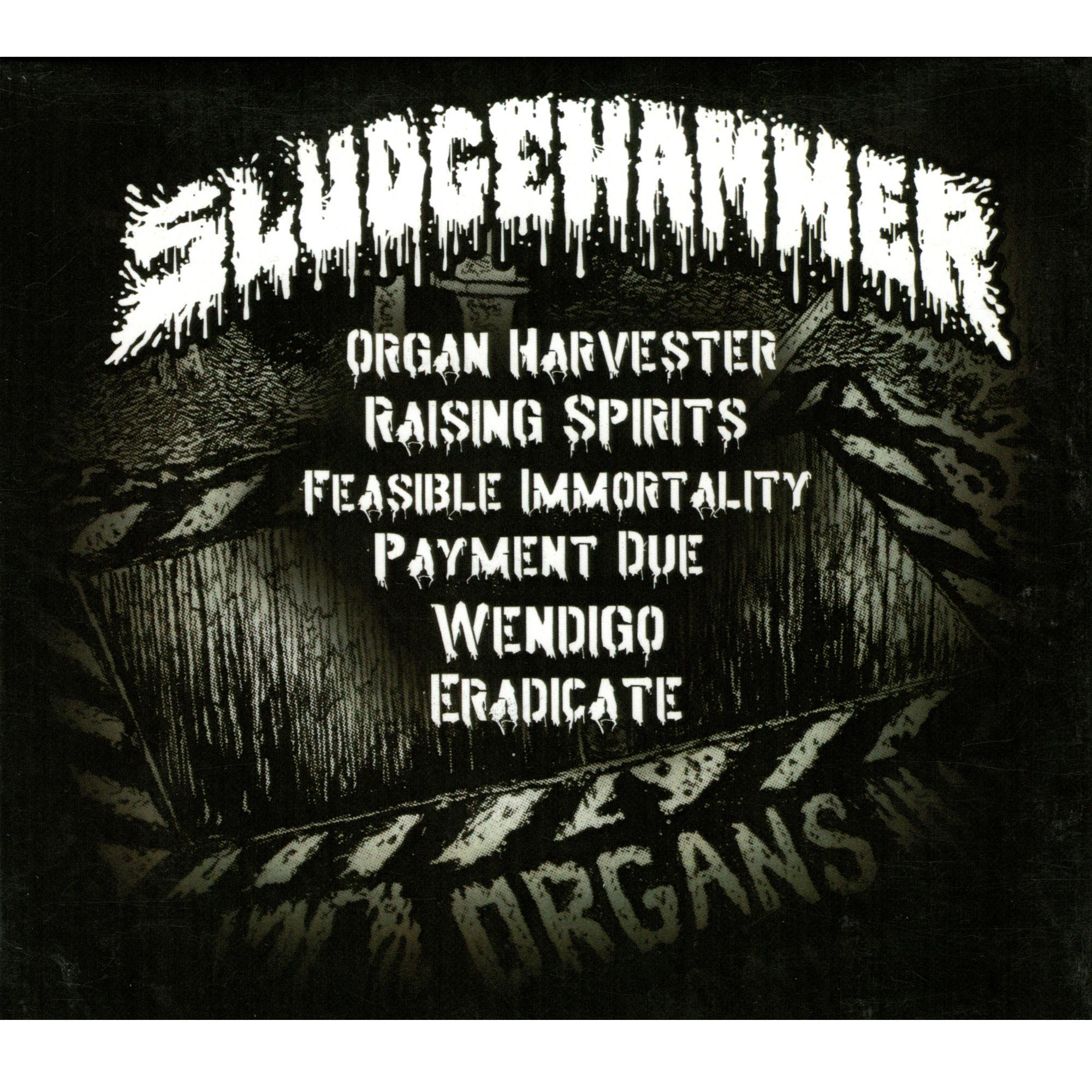 Organ Harvester CD