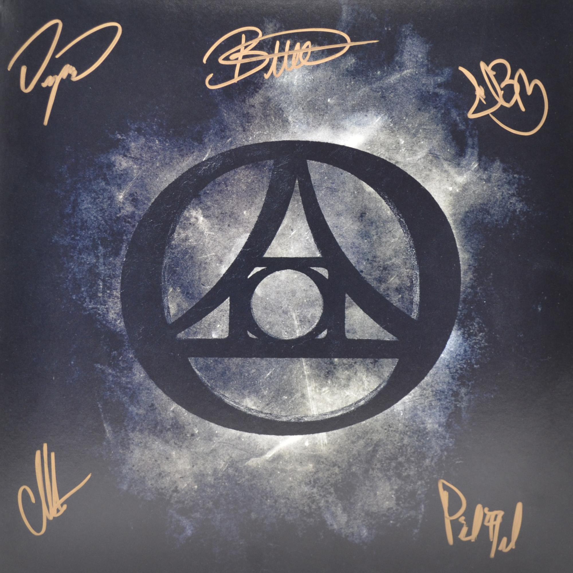 Orphans Vinyl Autographed