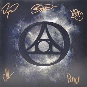 Buy Orphans Vinyl Autographed by The Agonist