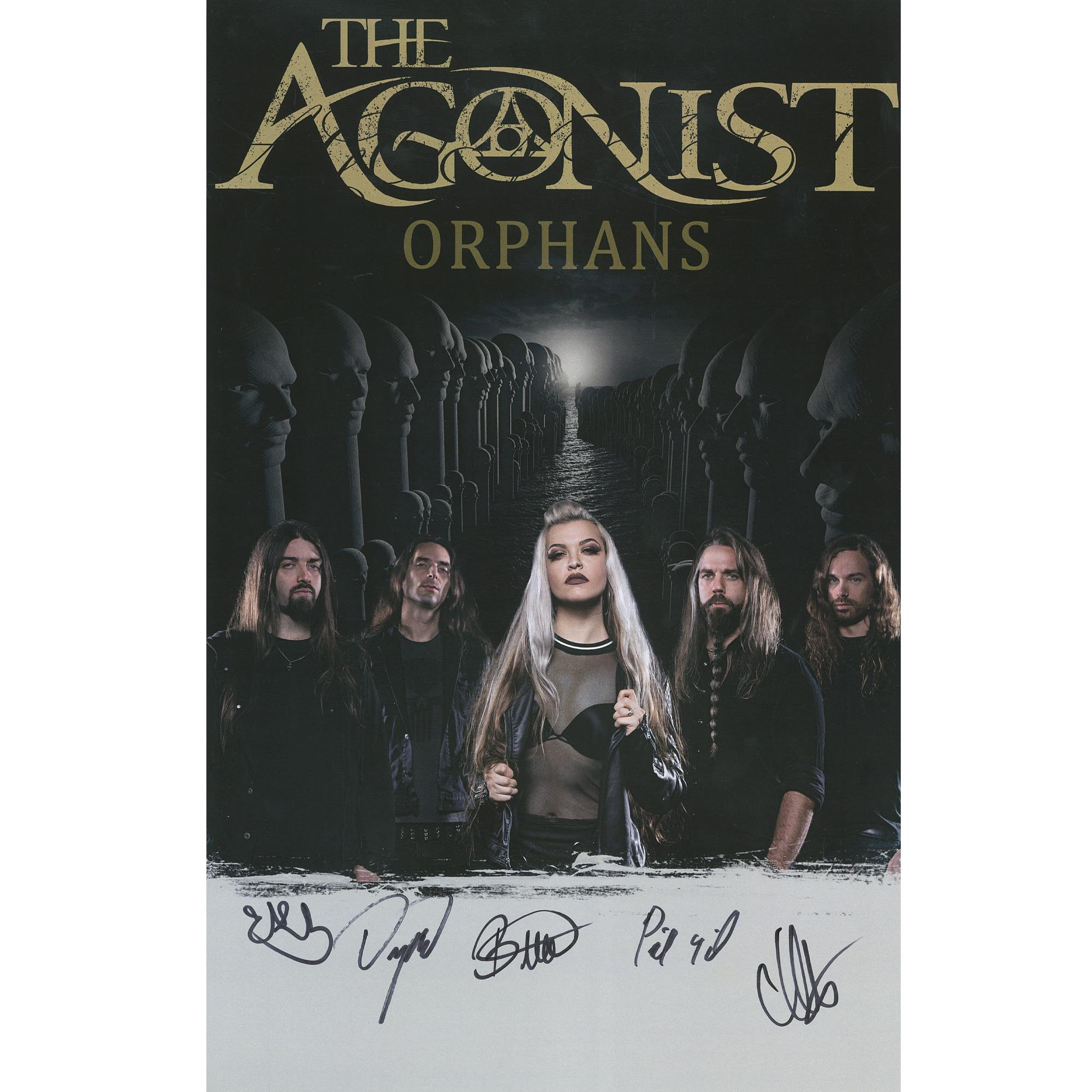 Orphans Autographed Poster