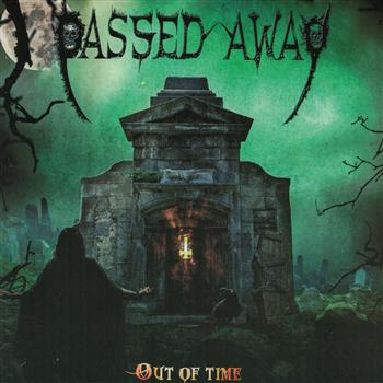 Passed Away Out Of Time CD