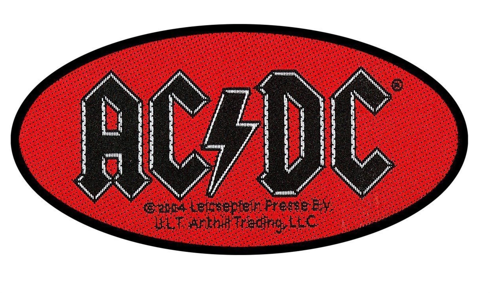 Oval Logo Patch