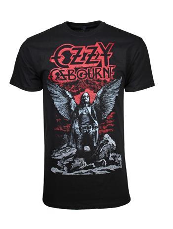 Ozzy Osbourne Ozzy Osbourne Angel Wings T-Shirt