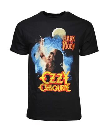 Buy Ozzy Osbourne Bark at the Moon T-Shirt by OZZY OSBOURNE