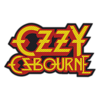 Ozzy Osbourne Logo Cut-Out