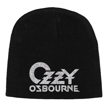 Buy Logo Beanie by Ozzy Osbourne