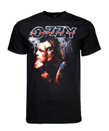 Ozzy Osbourne Ozzy Osbourne Mask T-Shirt