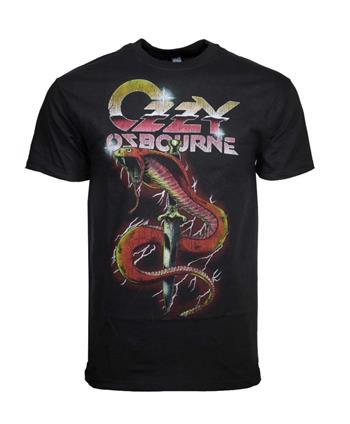 Ozzy Osbourne Ozzy Osbourne Vintage Snake T-Shirt