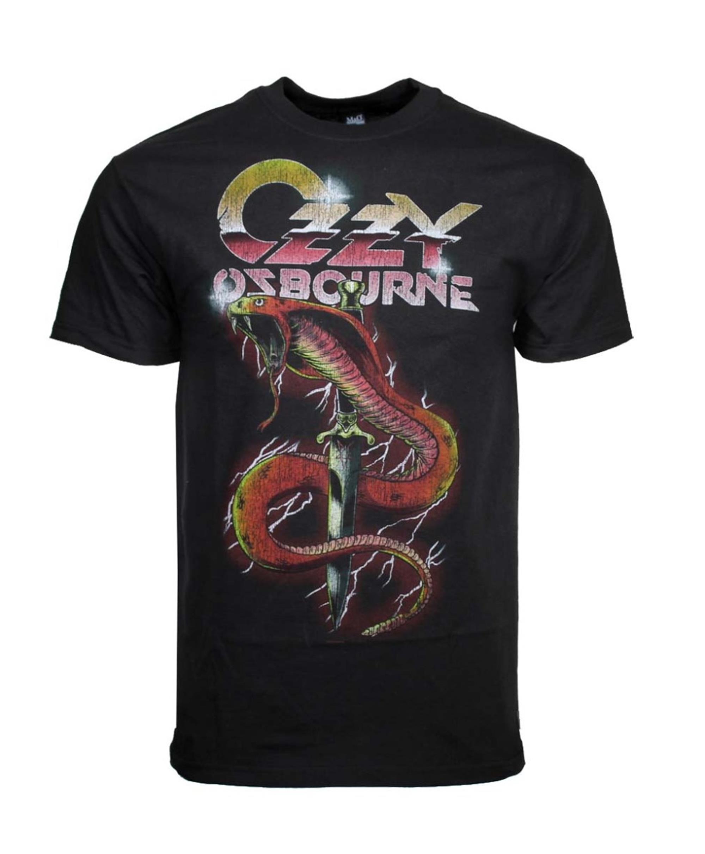 Ozzy Osbourne Vintage Snake T-Shirt