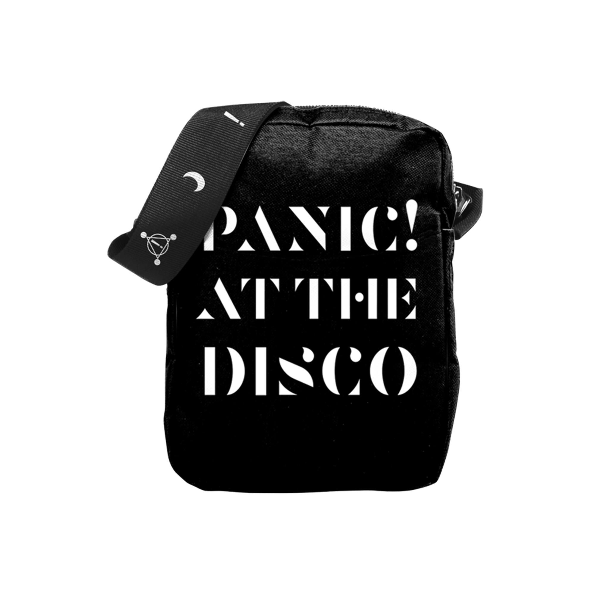 Panic! At The Disco Death of a Bachelor Crossbody Bag
