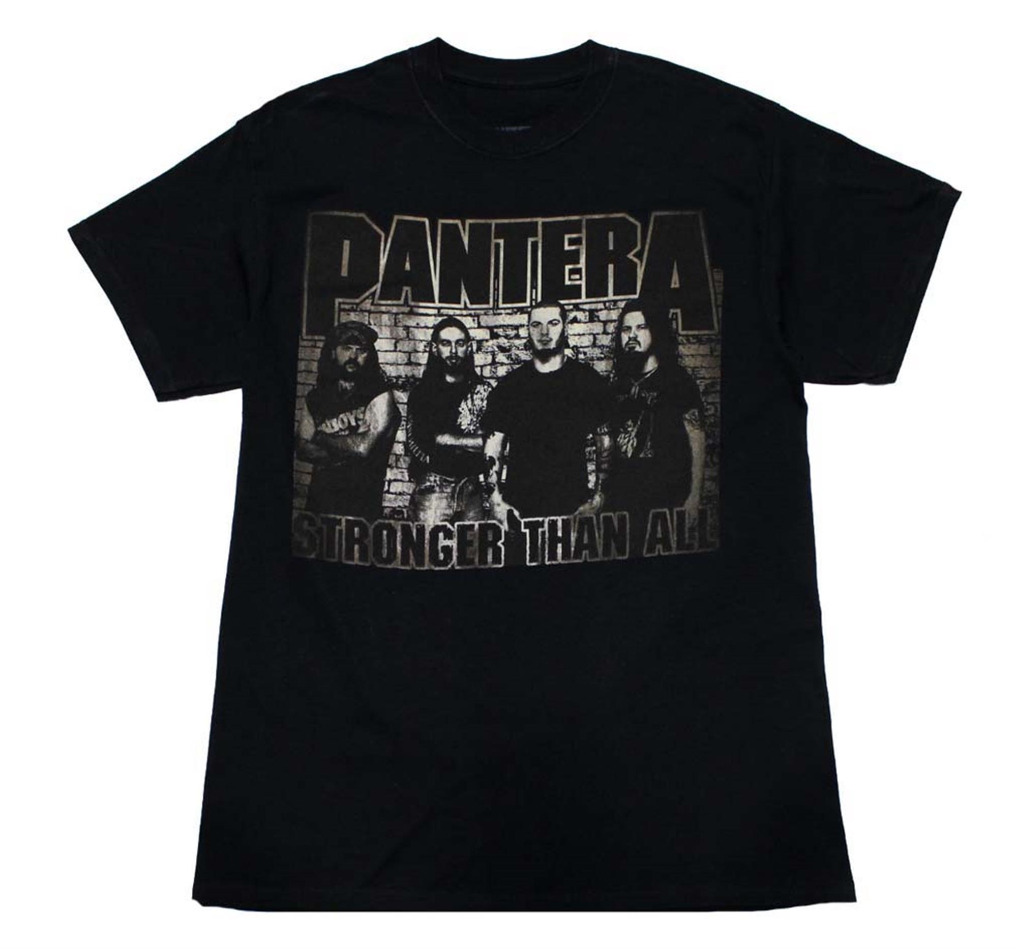 Pantera Brick Wall T-Shirt
