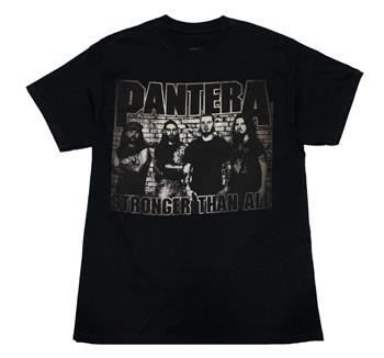 Pantera Pantera Brick Wall T-Shirt