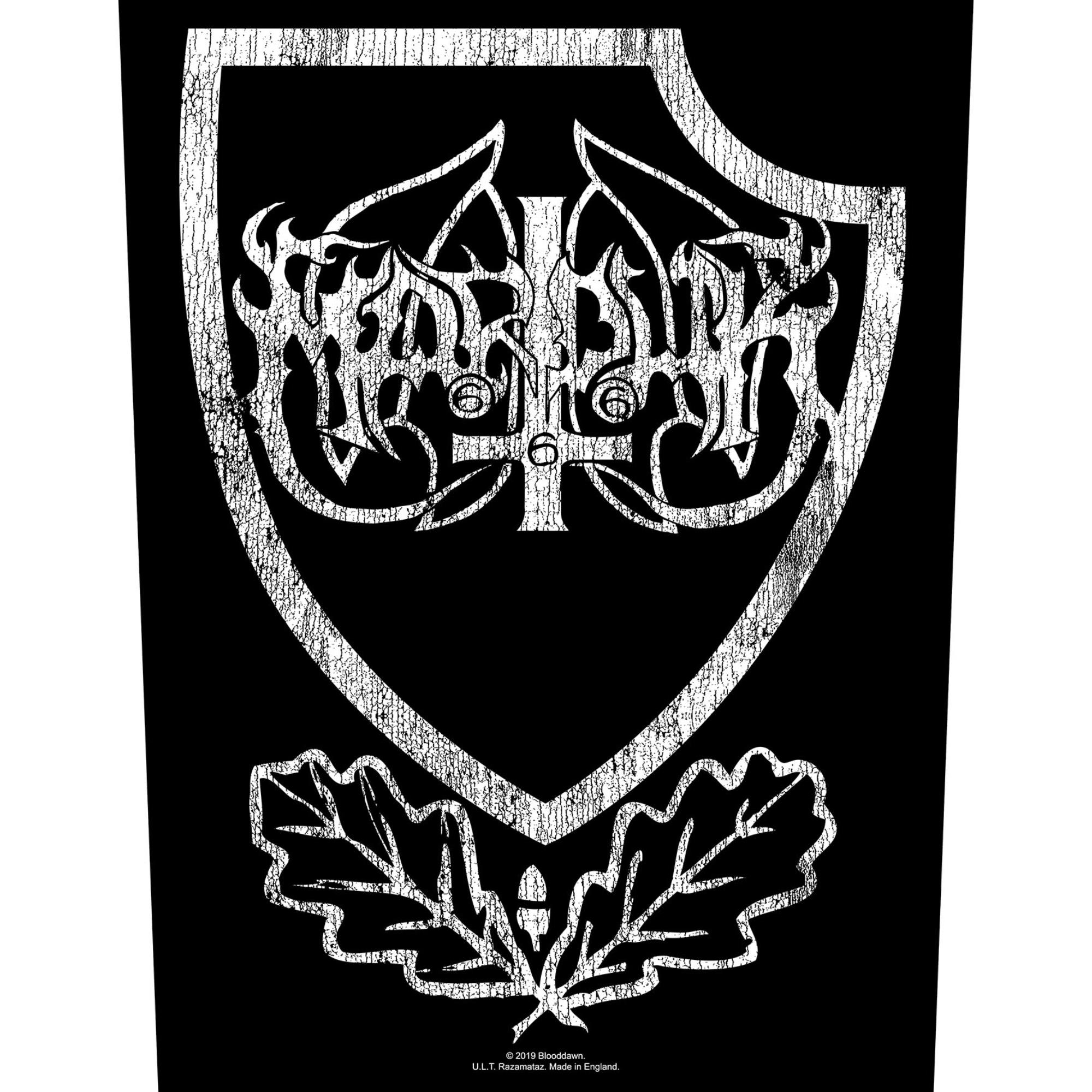 Shield Backpatch