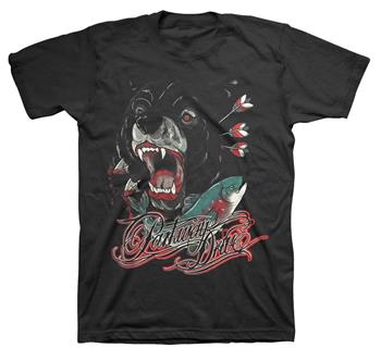 Buy Parkway Drive Bear T-Shirt by Parkway Drive