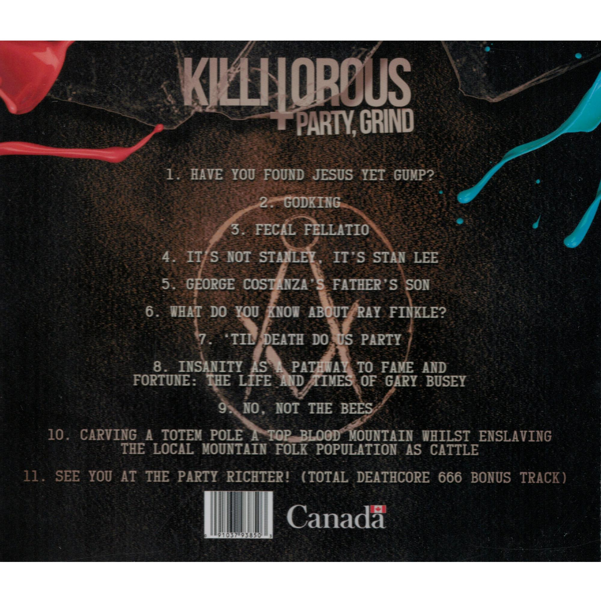 Party Grind CD