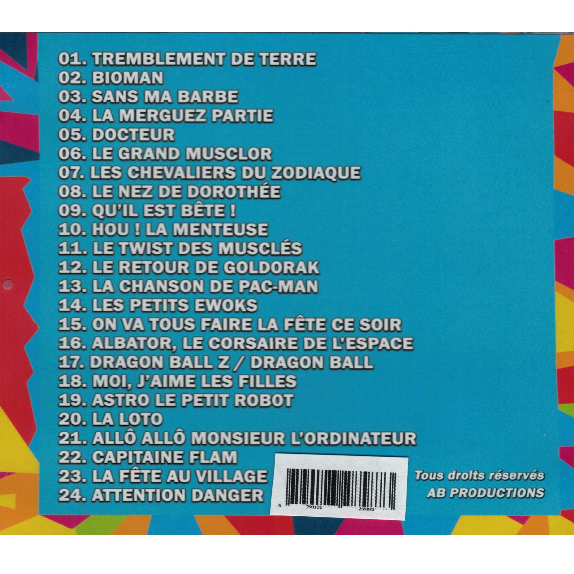 Pas De Pitié Pour Les Croissants CD