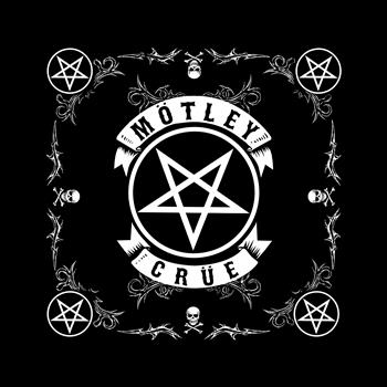 Buy Pentagram Bandana by Motley Crue