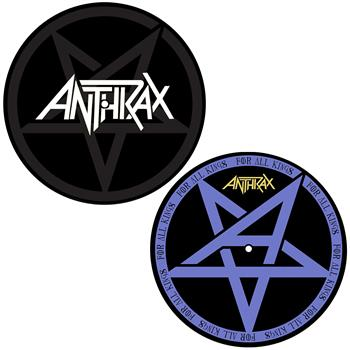 Buy Pentathrax/For All Kings Slipmat by Anthrax