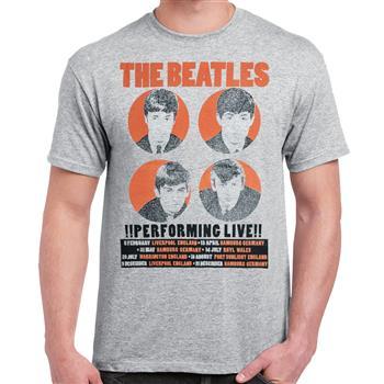 Beatles Performing Live