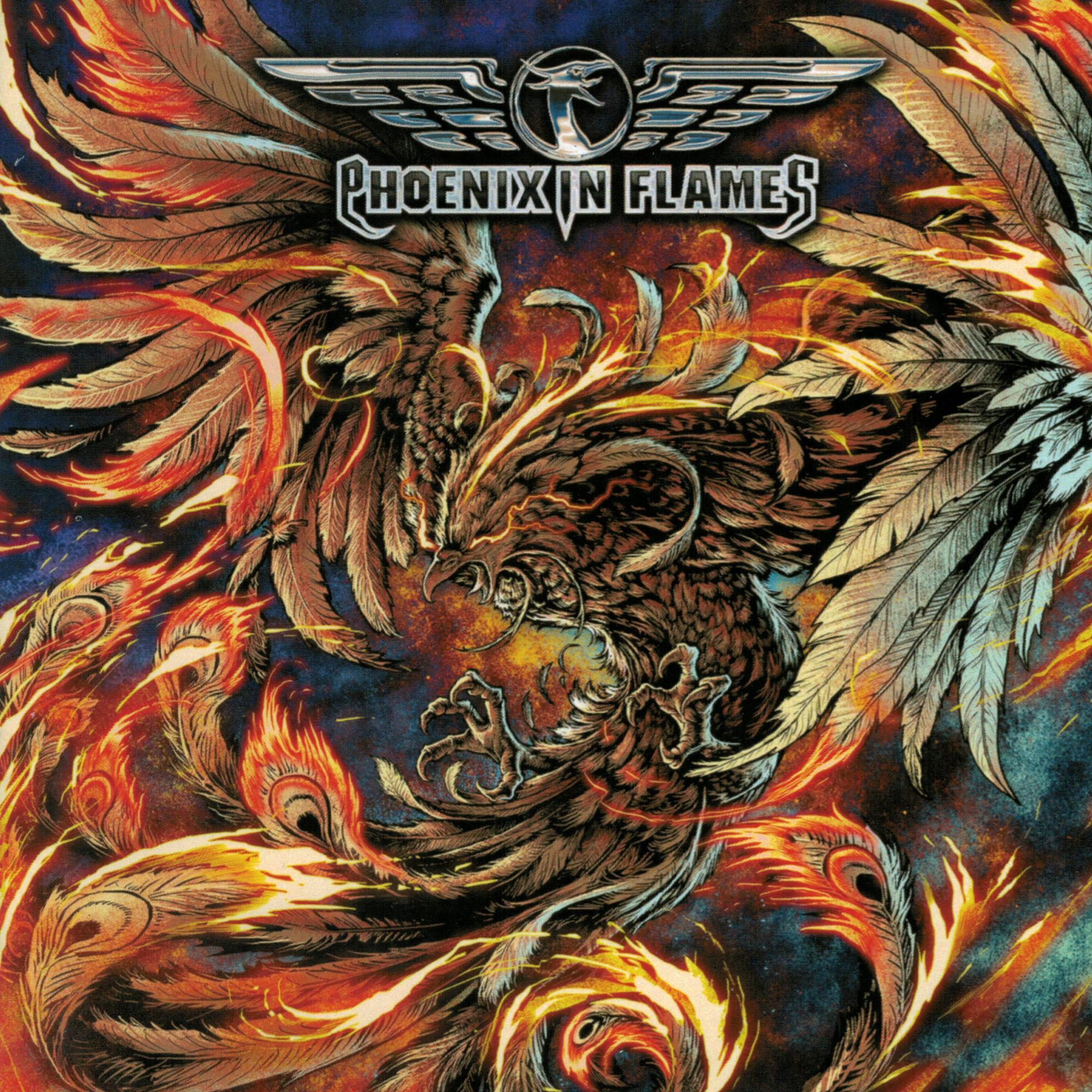 Phoenix In Flames CD