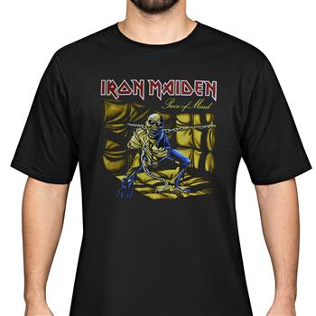 Buy Piece Of Mind (Import) T-Shirt by Iron Maiden
