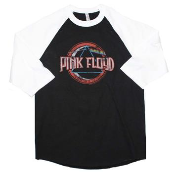 Buy Pink Floyd Dark Side Raglan T-Shirt by PINK FLOYD