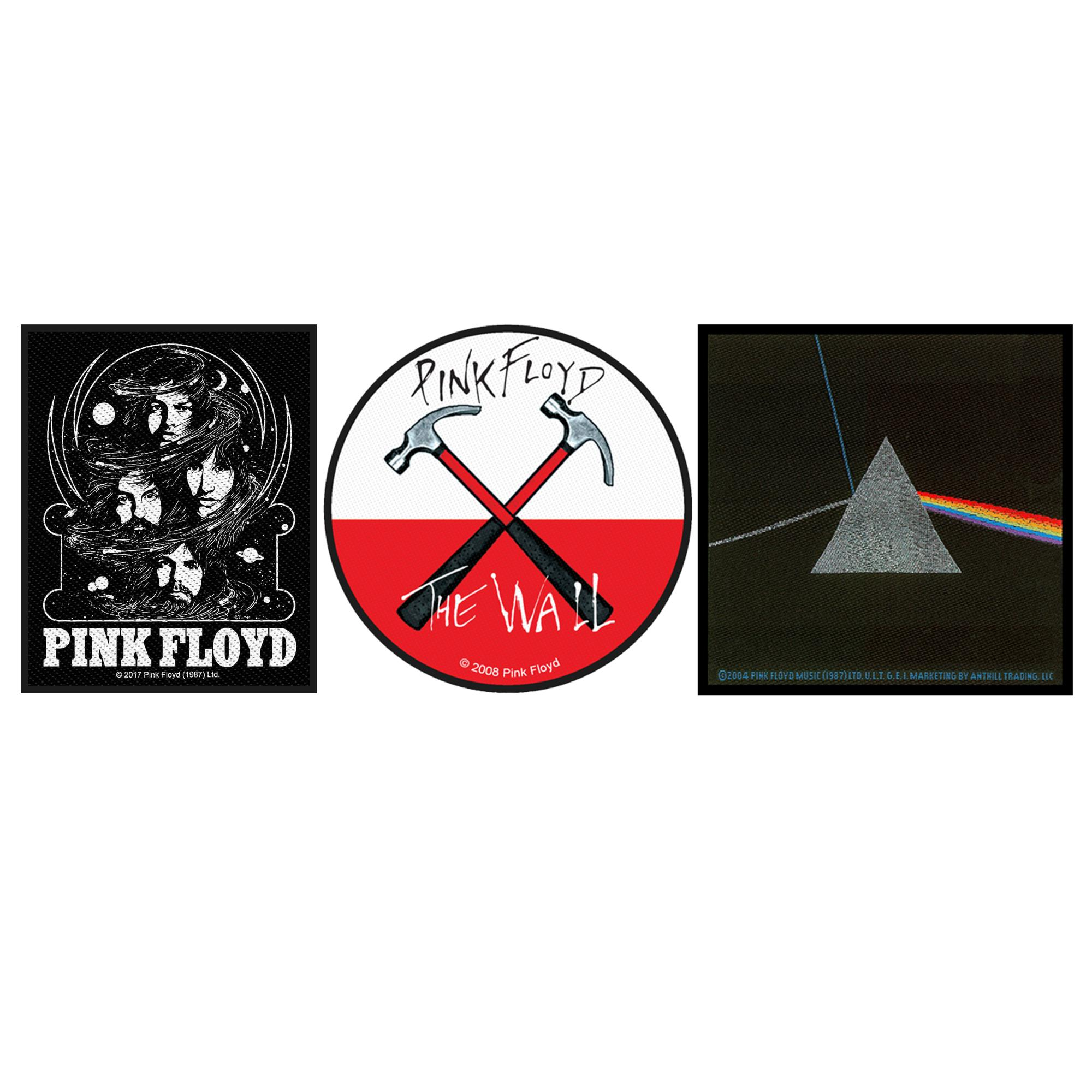 Pink Floyd Patch Pack