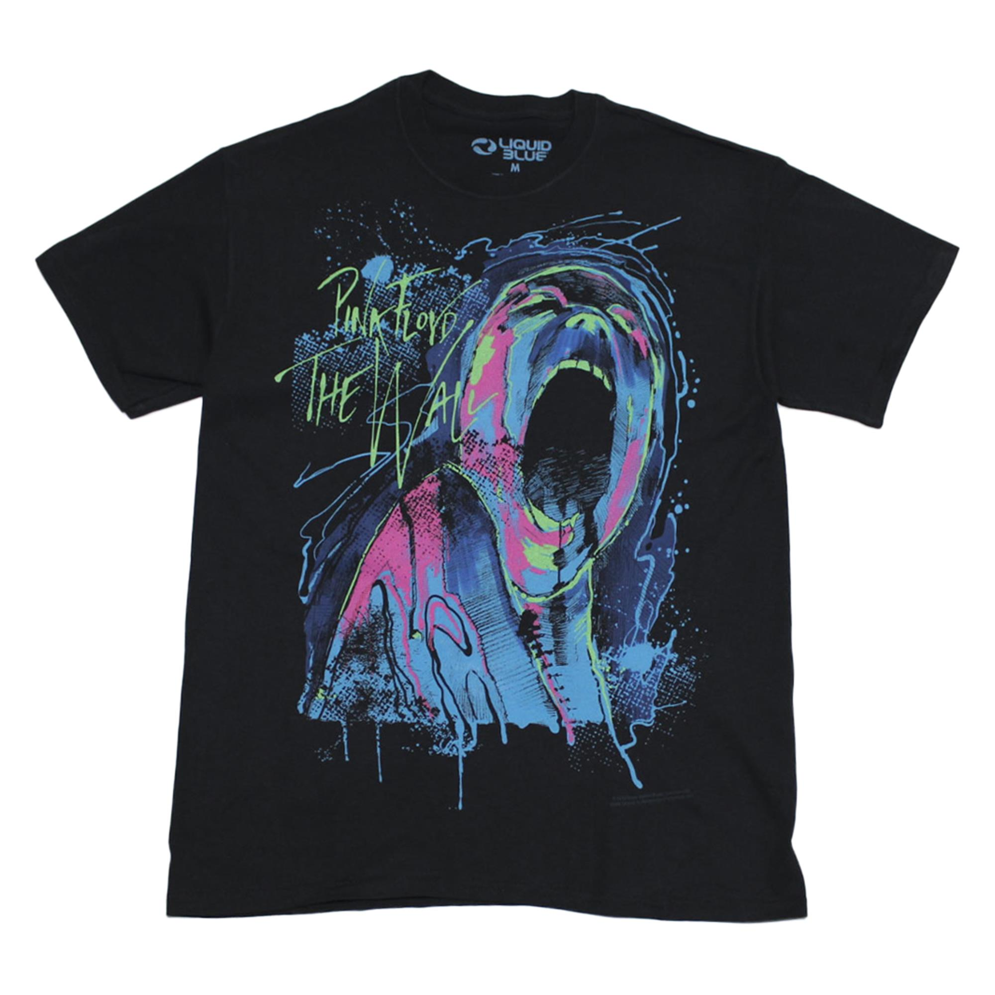 Pink Floyd The Wall Blacklight T-Shirt