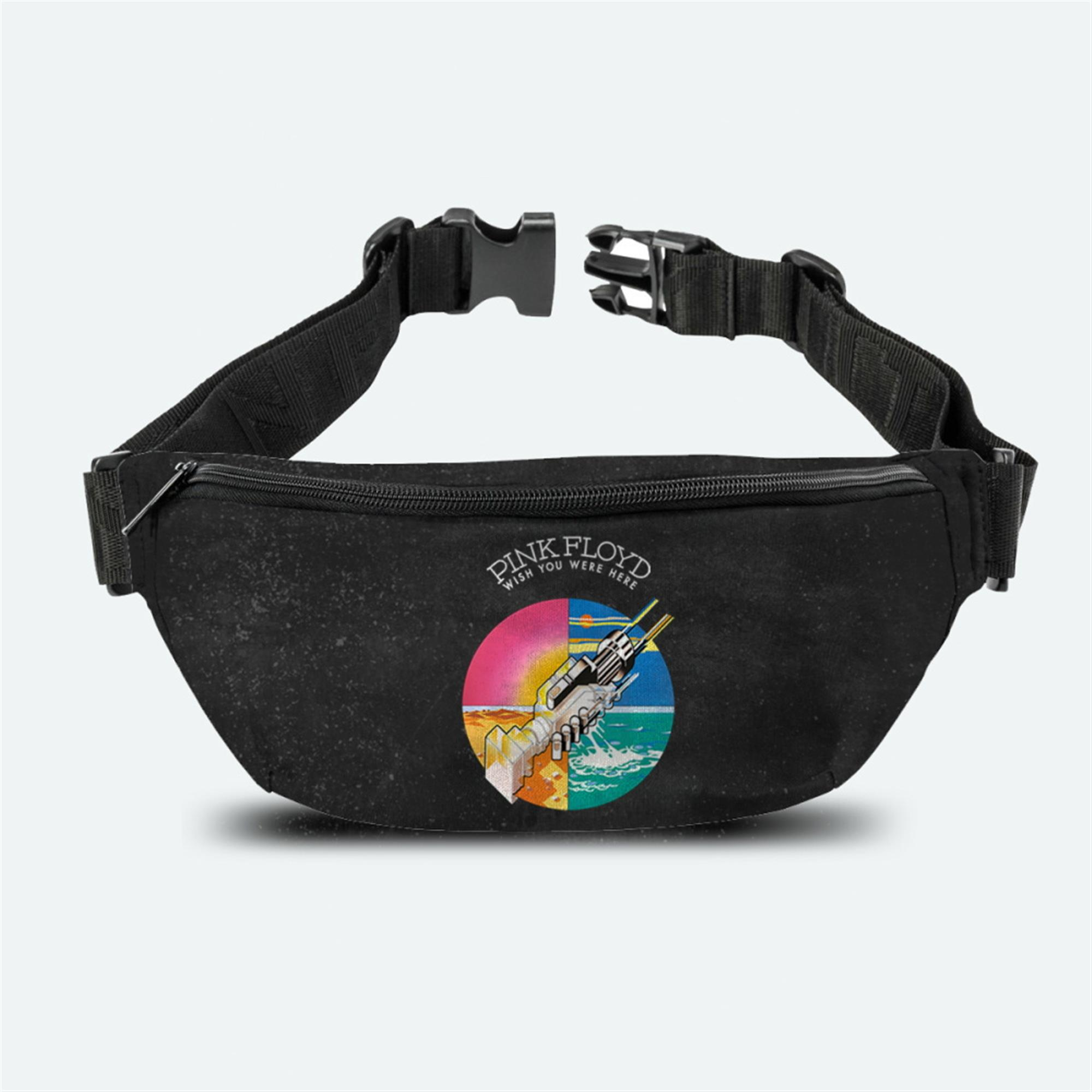 Pink Floyd Wish You Were Here Fanny Pack