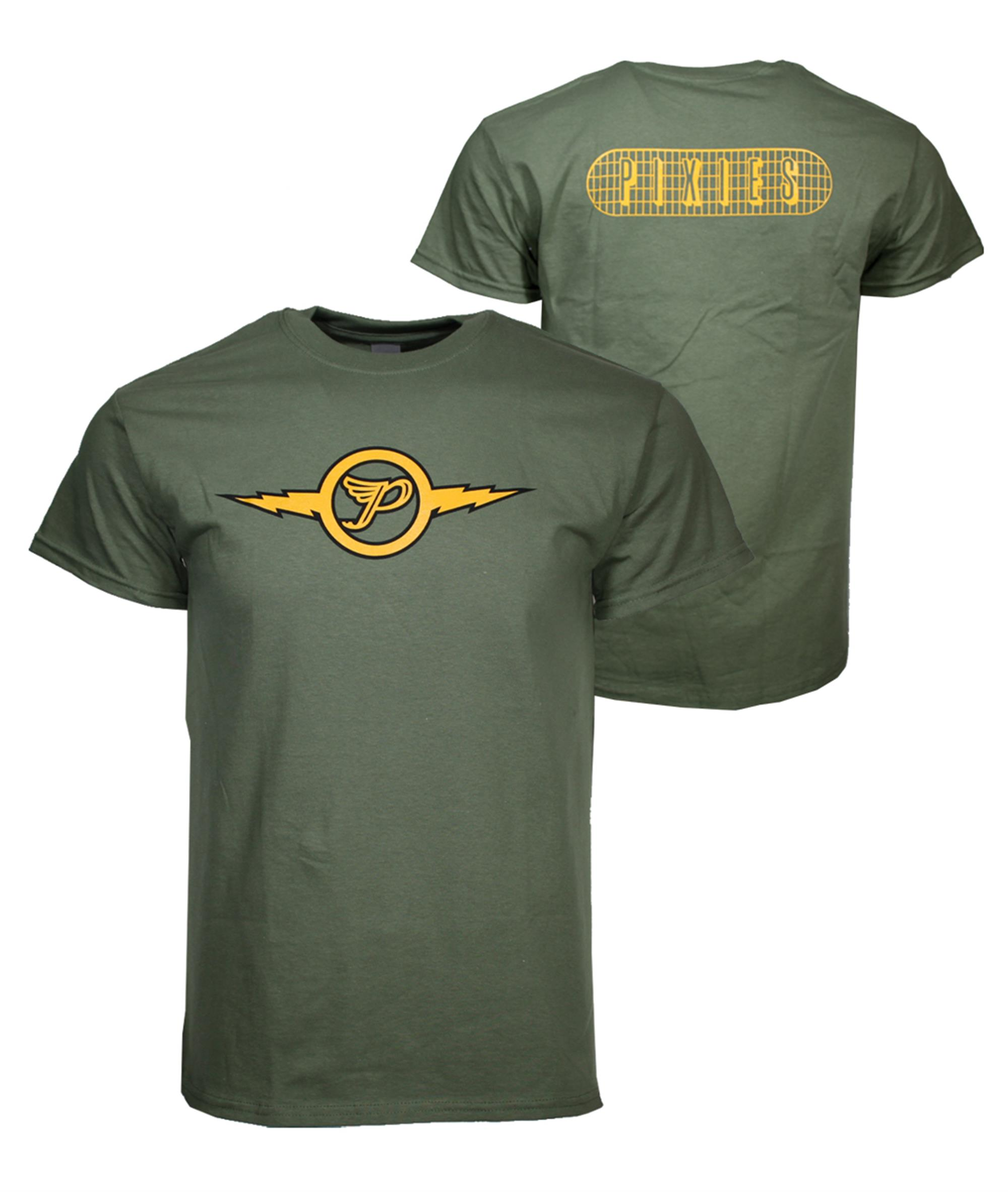 Pixies Lightning T-Shirt