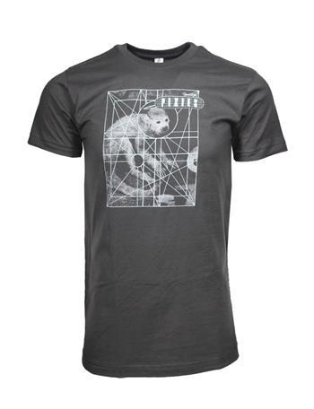 Pixies Pixies Monkey Grid T-Shirt