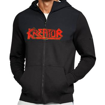 Kreator Pleasure To Kill Zip Hoodie