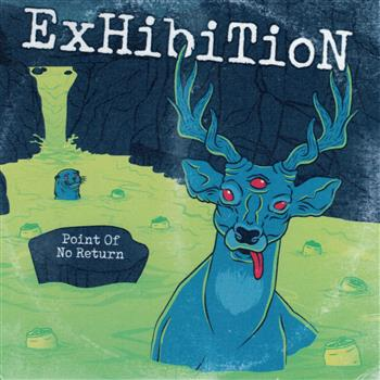 Exhibition Point Of No Return CD