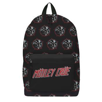 Motley Crue Heavy Metal Power Backpack