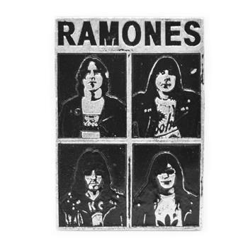 Ramones Portraits Buckle