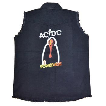 AC/DC Powerage Vest