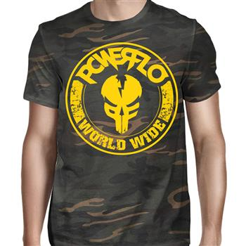 Buy World Wide MFP T-Shirt by Powerflo