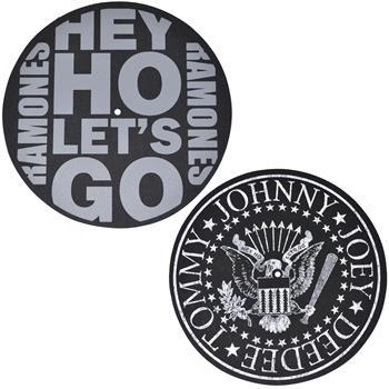 Ramones Presidential Seal / Hey Ho