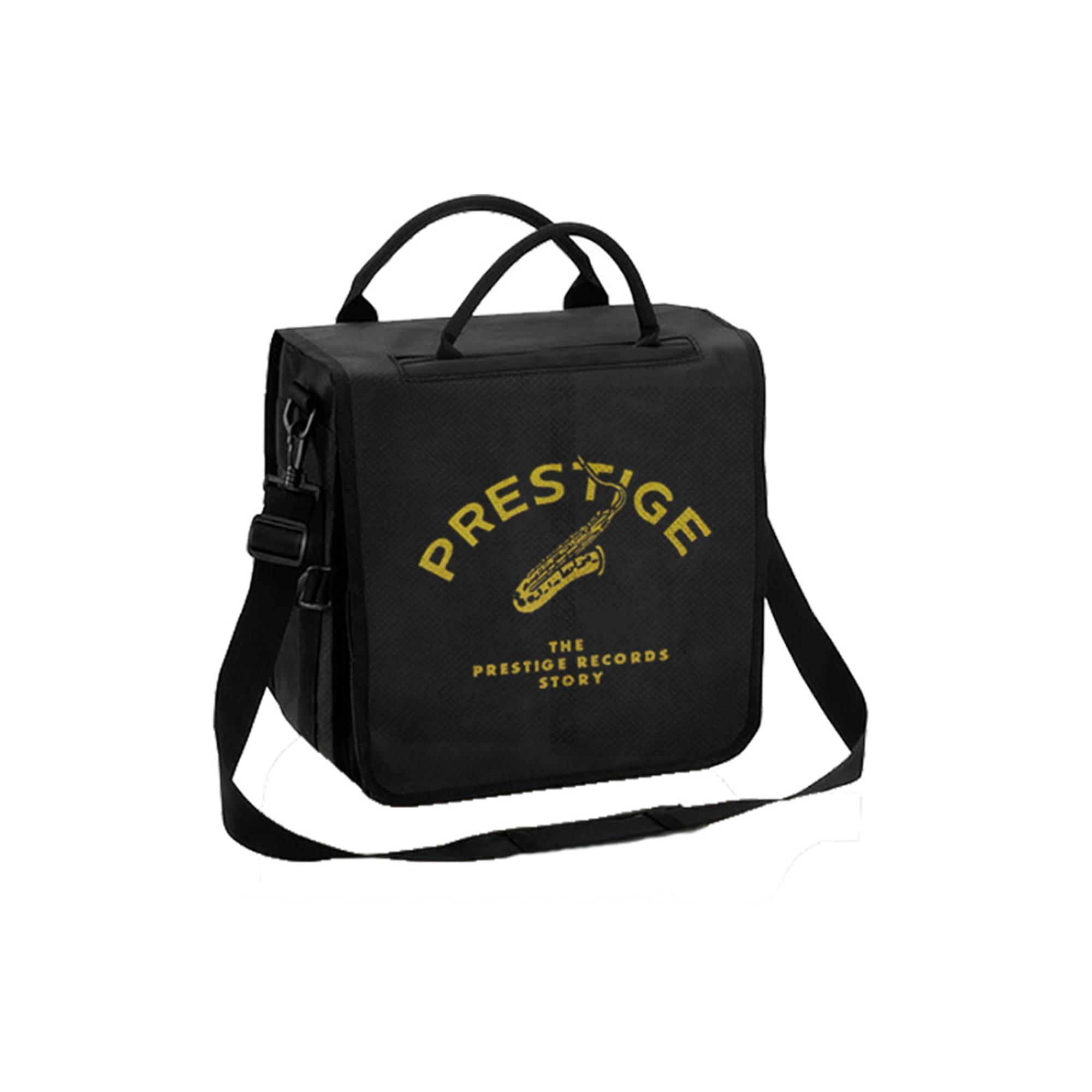 Prestige Records Vinyl Record Backpack